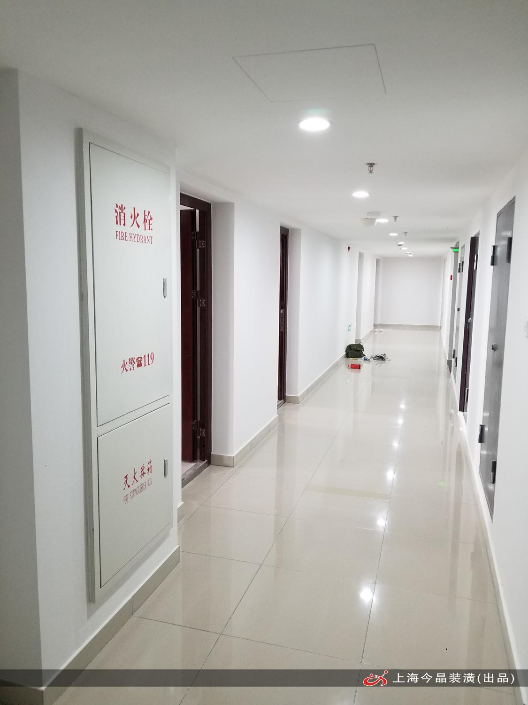 常熟宝鸿商业广场办公室装修