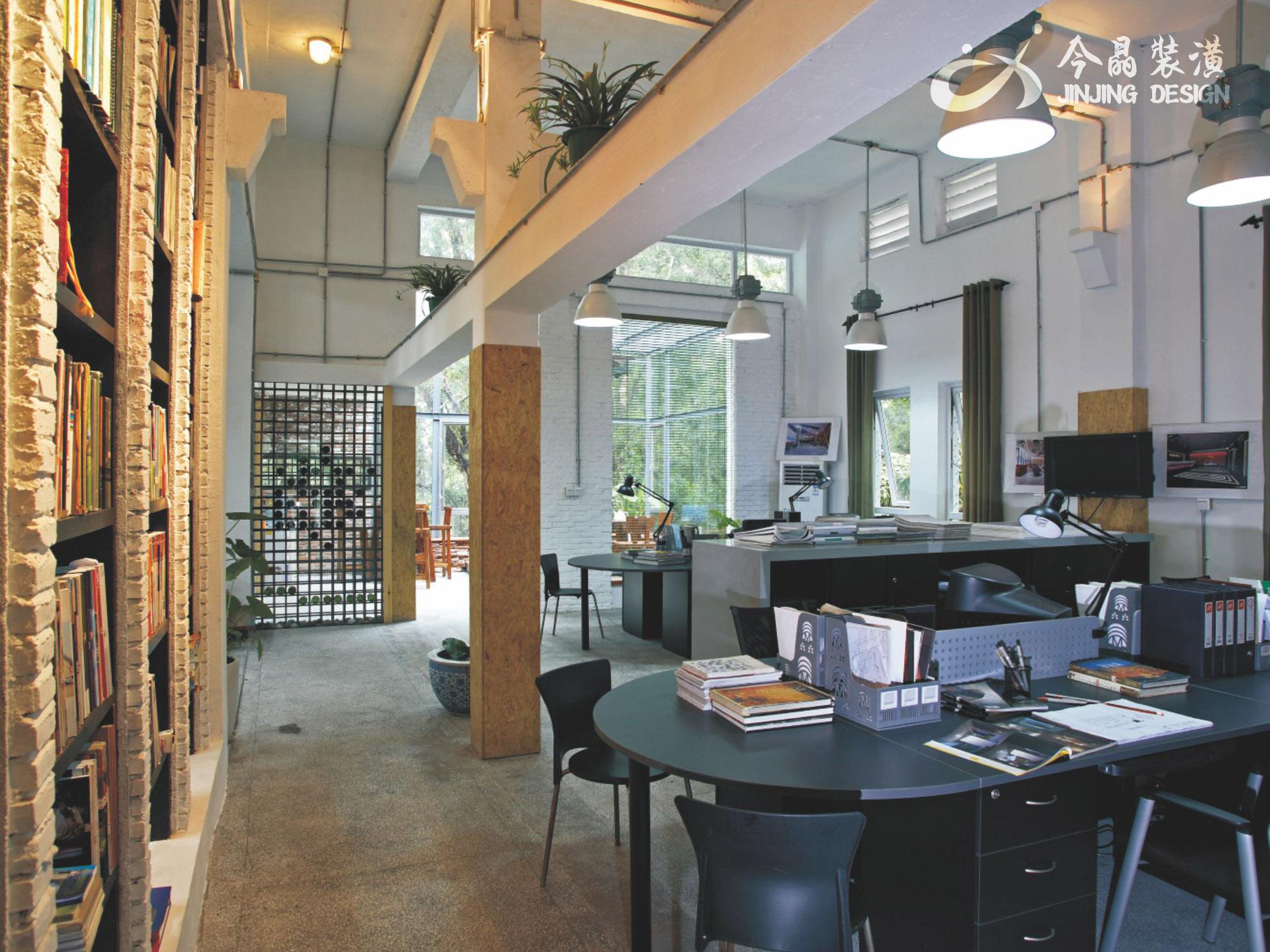 上海卯港开发区旧厂房办公室